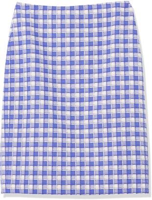 Anne Klein Women's Tweed Pencil Skirt