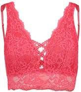 Pieces PCJOBRA Bustier pink