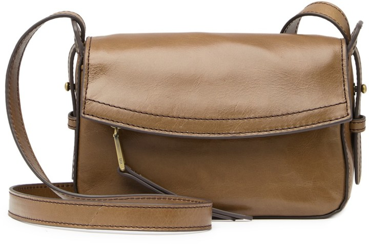 Hobo Singer Leather Crossbody Bag