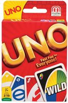 Mattel UNO Card Game by