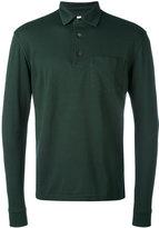 Aspesi longsleeved polo shirt - men - Cotton - M
