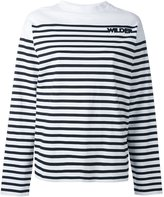 Each X Other 'Wilder' striped sweatshirt