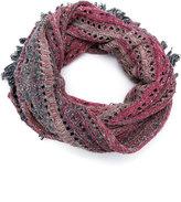Cecilia Prado knit scarf - women - Acrylic/Lurex/Cotton - One Size