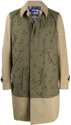 Junya Watanabe Single Breasted Coat