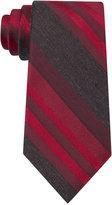 Calvin Klein Men's High Voltage Stripe Tie