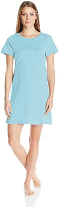 Amazon Essentials Women's 100% Cotton Nightshirt