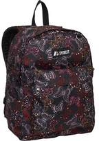 Everest Pattern Printed Backpack (Set of 2) - Butterfly Back to School