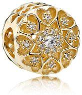 Pandora Hearts of gold charm