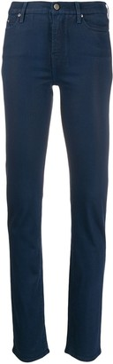 Karl Lagerfeld Paris DENIM mid-rise slim fit jeans