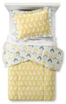 Pam Grace Creations Honeydew Kangaroo Comforter Set Multicolor