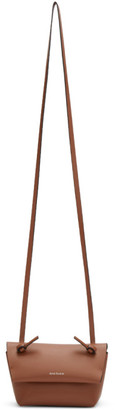 Acne Studios Brown Mini Purse Bag