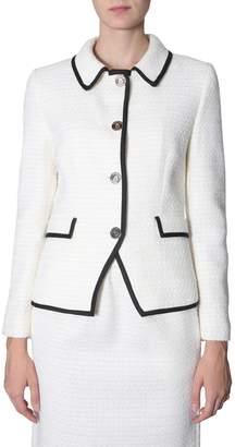 Moschino Boucle Wool Jacket