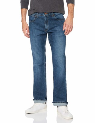 Wrangler Men's Greensboro Straight Jeans