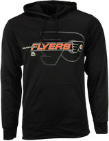 Majestic Men's Philadelphia Flyers Let Loose Synthetic Hoodie