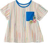 True Religion Girls' Pocket T-Shirt