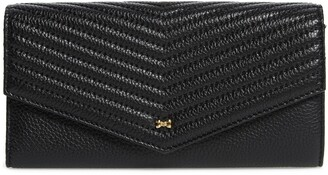 Ted Baker Quilted Envelope Crossbody Bag