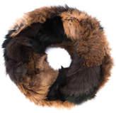 Jocelyn chevron infinity scarf