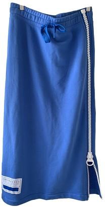 Nike Blue Cotton Skirts