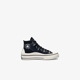 Converse Black X Kim Jones Chuck 70 High Top Sneakers