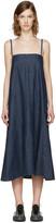 6397 Blue Circle Dress