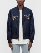 HUF Souvenir MA-1 Jacket