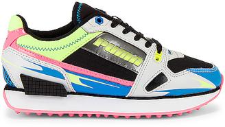 Puma Mile Rider Sunny Getaway Sneaker
