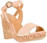 A.P.C. wedge sandal