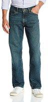 Nautica Men's Loose-Fit Medium-Wash Jean