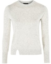 Topshop Pointelle Knit Jumper