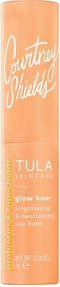 Tula Glow Hour Brightening & Neutralizing Eye B alm