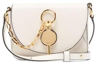 J.W.Anderson Nano Keyts Leather Cross-body Bag - Womens - White