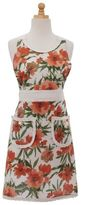 Sur La Table Orange Blossom Kitchen Apron