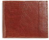 Brooks Brothers Lizard Wallet
