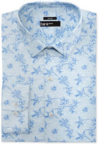 Bar III Men's Slim-Fit Stretch Easy Care Print Dress Shirt, Only at Macy's