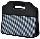 Picnic at Ascot Trunk Organizer, Foldable -Houndstooth
