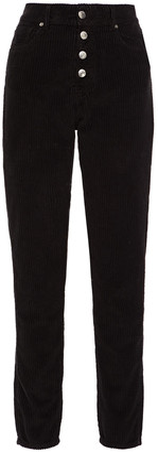 IRO Gaemy Cotton-blend Corduroy Slim-leg Pants