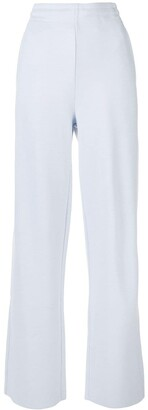 Moncler casual wide leg trousers