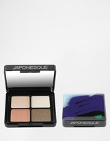 Japonesque Velvet Touch Eye Shadow Palettes