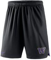 Nike Men's Washington Huskies Football Dri-FIT Shorts