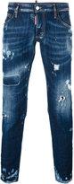 DSQUARED2 Skater jeans - men - Cotton/Spandex/Elastane - 44