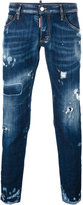 DSQUARED2 Skater jeans - men - Cotton/Spandex/Elastane - 48