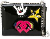 DSQUARED2 medium 'DD' crossbody bag