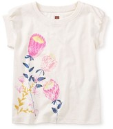 Tea Collection Girl's Banksia Graphic Tee