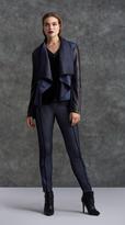 Komarov Wide Collar Jacket