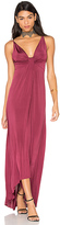 Astr Jaclyn Dress in Burgundy. - size M (also in )