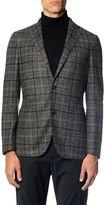 Boglioli Tweed Wool K Jacket