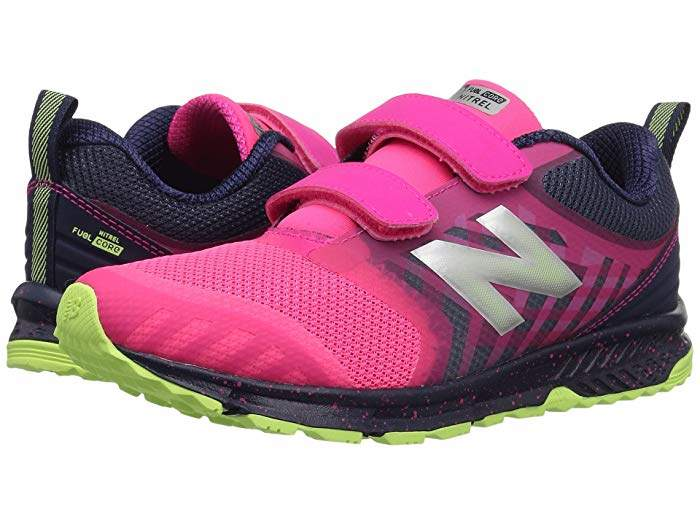 New Balance Pink Girls' Shoes ShopStyle