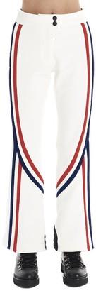 MONCLER GRENOBLE Contrasting Trim Slim-Fit Pants