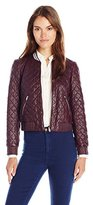 Rebecca Taylor Women's Quilted Ltr Jacket