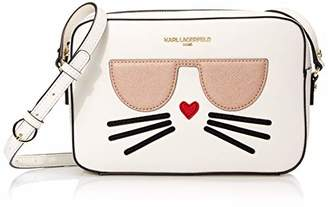 Karl Lagerfeld Paris Maybelle CHOUPETTE Camera Crossbody